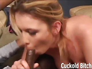 Jerk your cock while I fuck a hung black stallion