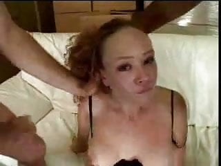 Audrey Hollander Throatfucked