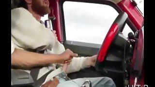 while driving buddies.   H.T.B.