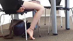 Candid feet #137