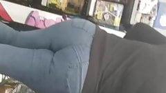 Latina Round Ass