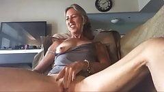 Silvia enjoy alone