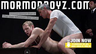 Secret gay sex ritual in Mormon priesthood cult