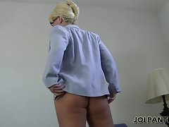 You will love the new panties I just picked up JOI