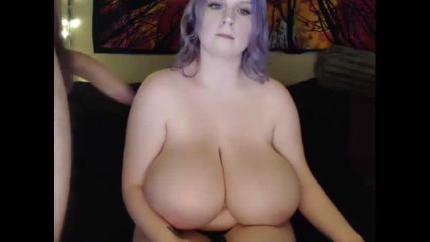 Cassieopia huge tits