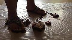 my wife footcrushing g.bobs wife heels 's Thumb