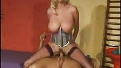 Horny Busty Blonde Mature Cougar