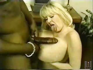 Kayla Kleevage Sucks And Tit Fucks Monster Black Cock