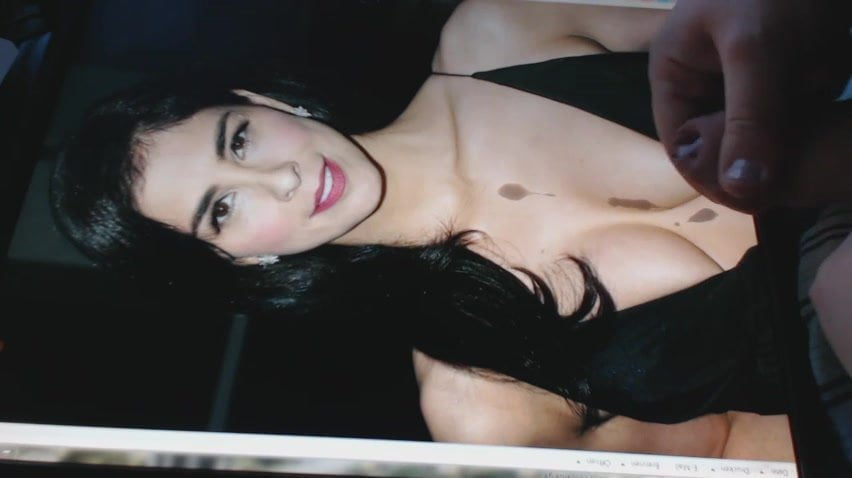 sarah silverman cum tribute