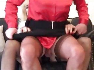 Angelica fucked on Madame C's lap