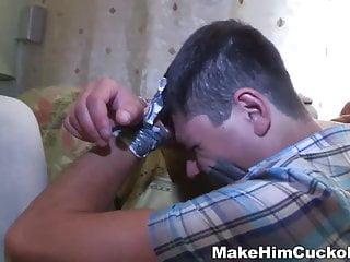 Make Him Cuckold - Fucking revenge from a girlfr