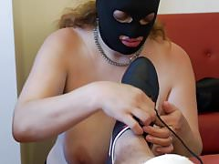 Session June 2017: my slave lick shoes socks and feet