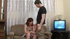 Girl Enjoying Some Dick