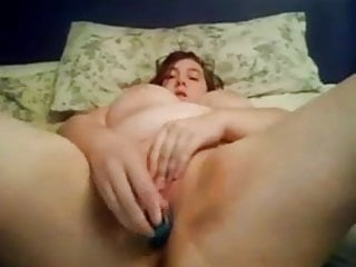 Hot Bbw Teen Shoves A Vibe In Her Pussy