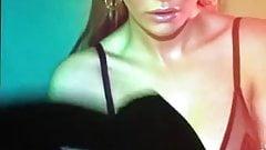 Cum tribute for Rita Ora 3