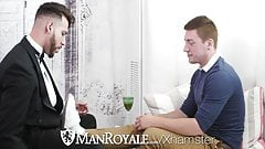 ManRoyale Rich Logan Taylor fucked by man maid Fx Rios