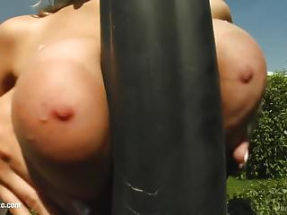 Big tit hottie Tammy fucked hard gonzo style on Prime Cups