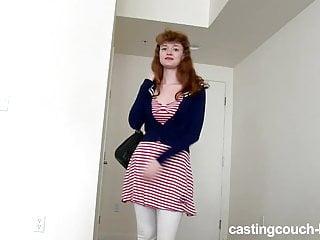 Funatari dick girls - Renaissance girl enjoys a black dick at casting