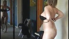 Strip and Masturbation