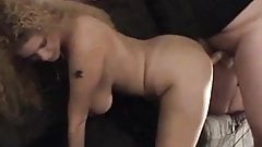 Wild sex with busty blonde chick