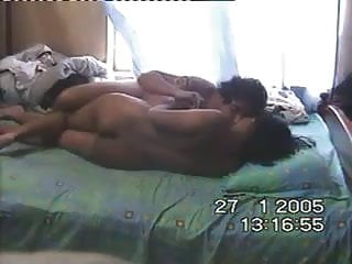 Indian Couple Home-made Sex Tape