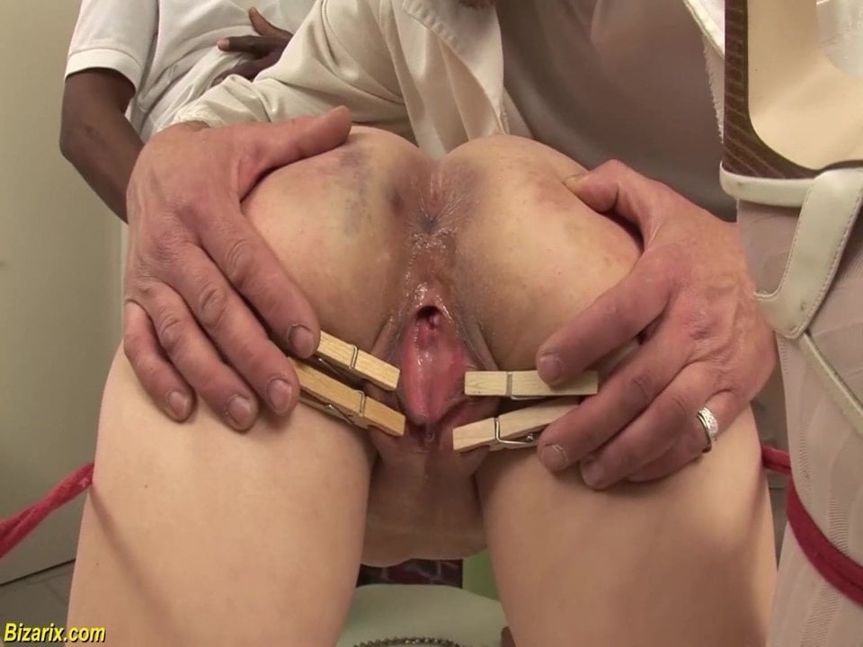 extreme interracial bdsm threesome