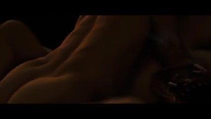 Club sex scene