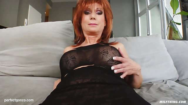 Preview 1 of MILF hot mature lady Nina S gets a nice cock fuck her