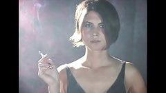 Smoker Shana Is Smoking