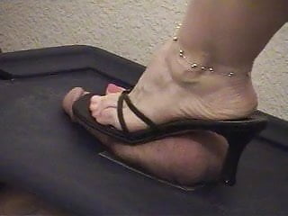 Question foot pumping cock share