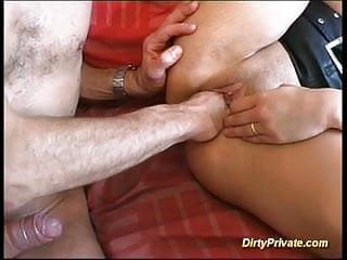 Nasty whores asshole is fucked like crazy
