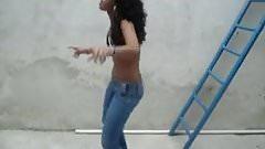 BRAZLIAN SEXY TEEN DANCING