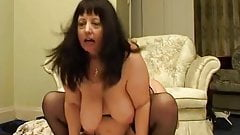 PornDevil13.. British Granny Vol.8  Deanna