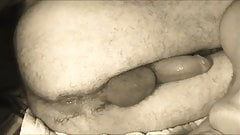 The first long session recorded...milking prostate
