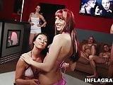Girls just like bukkake fun