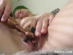 Yanks Ashley Breeann Loves Her Pussy