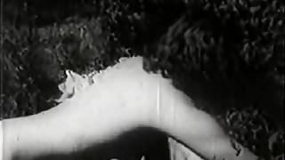 Two Women Eat Pussy Outdoors 1930s (1930s Vintage)