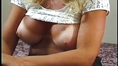 Anal for sexy blonde milf (mc)
