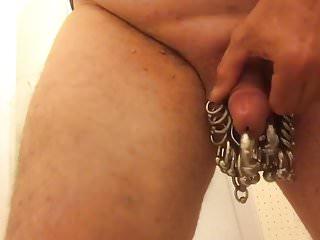 Pierced slavedick new rings
