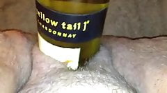 Wine Bottle Fuck