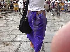 Thai jiggly ass