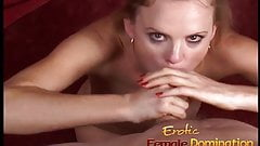 Lusty blonde bitch has her tight asshole penetrated really