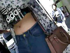 BootyCruise: Chinatown Belly Button Cam