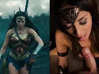SekushiLover - Wonder Woman's Blowjob Skills