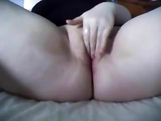 Her chubby pussy gets so wet when she's being bad