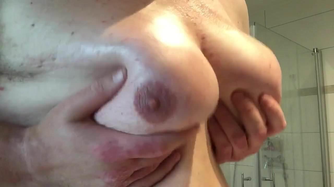 Japanese big tits wife