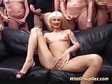 german milfs first fuck orgy