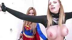 Supergirl vs Evil Supergirl