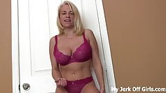 Stroke your cock to my big DD sized tits JOI's Thumb