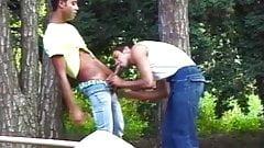Outdoor Cock Sucking Brazilians